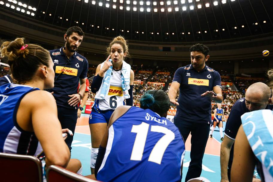 Time out. Fivb