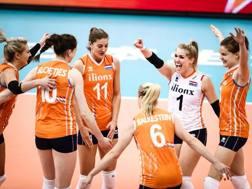 Festa Olanda: è alle Final Four. FIVB