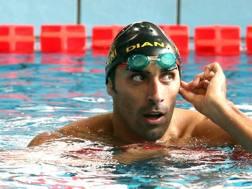 Filippo Magnini, 36 anni. Ansa