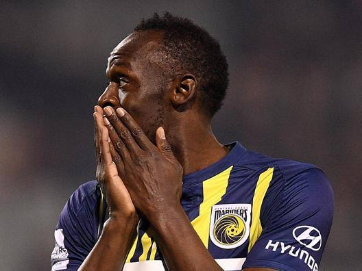 Usain Bolt, 32 anni. EPA