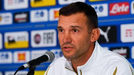 Andriy Shevchenko, 42 anni. Ansa
