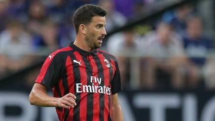 Mateo Musacchio, 28 anni, difensore del Milan. LaPresse