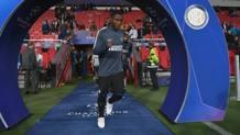 Kwadwo Asamoah, 29 anni, terzino ghanese arrivato all'Inter in estate dalla Juventus Getty