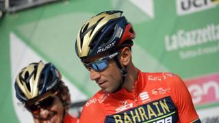 Vincenzo Nibali, 33 anni. LaPresse