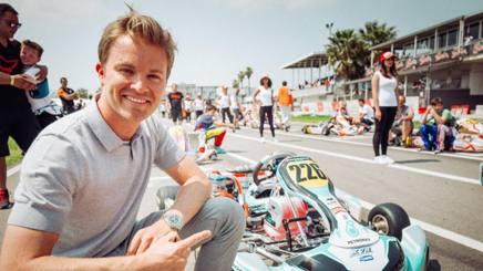 Nico Rosberg, 33 anni. Archivio