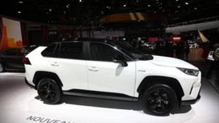 Il nuovo Toyota RAV4 ibrido