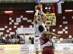 Alessandro Amici, 27 anni, ala dell'Eurobasket CIAM/CAST