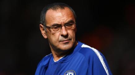 Maurizio Sarri, allenatore del Chelsea. Getty