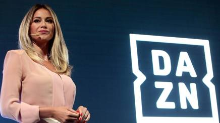 Diletta Leotta, 27 anni, conduttrice televisiva. Lapresse