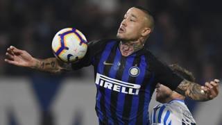 Radja Nainggolan, 30 anni, centrocampista dell'Inter. Getty Images