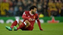 Mohamed Salah, 26 anni, attaccante del Liverpool. Epa