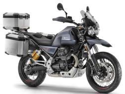 La Moto Guzzi V85 TT