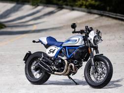 La Ducati Scrambler Café Racer