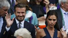 David e Victoria Beckham LAPRESSE