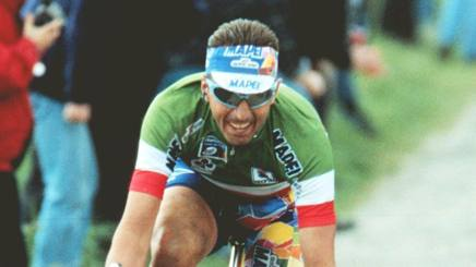 Andrea Tafi, 52 anni. Bettini
