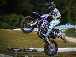Kiara Fontanesi, 24 anni, è pilota Yamaha e atleta delle Fiamme Oro