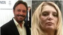 Totò Schillaci e la sua ex moglie Rita Bonaccorso.