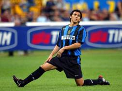 Nicolas Burdisso, ex difensore dell'Inter. Getty