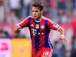 Juan Bernat ai tempi del Bayern Monaco, LAPRESSE