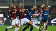 Milan e Inter. Afp