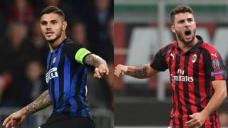 Mauro Icardi, 25 anni, e Patrick Cutrone, 20. Getty