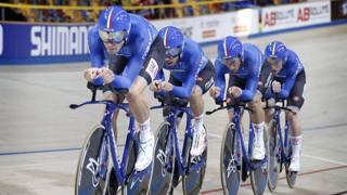 Il quartetto azzurro. Bettini