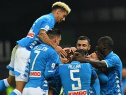 Udinese-Napoli. Getty