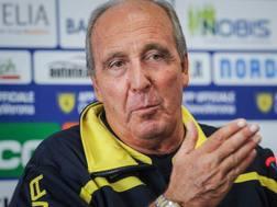 Gian Piero Ventura, 70 anni. Lapresse
