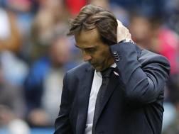 Julen Lopetegui, allenatore del Real Madrid. Epa