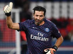Gigi Buffon, AFP