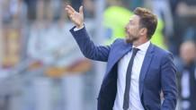 Eusebio Di Francesc, allenatore della Roma. LaPresse