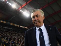 Carlo Ancelotti. GETTY IMAGES