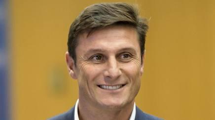 Javier Zanetti. ANSA