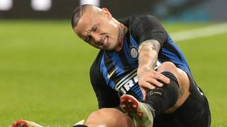 Radja Nainggolan, prima stagione all'Inter. Getty Images