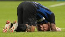 Radja Nainggolan, prima stagione all'Inter. Getty