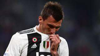 Mario Mandzukic, 32 anni. Afp