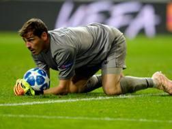 Iker Casilla. AFP