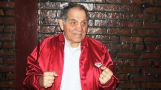 Tony DeMarco oggi, a 86 anni. Grazioli