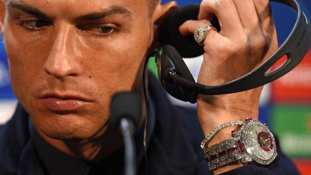 Orologi e passioni: il Frank Muller di Ronaldo