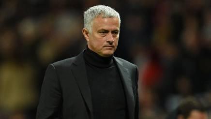 Jose Mourinho, 55 anni. Afp