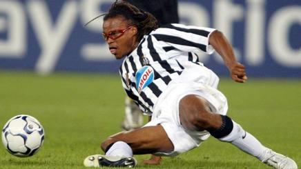 Edgar Davids, ex centrocampista della Juventus. Getty