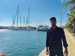 Peter Sagan a Marina di San Lorenzo