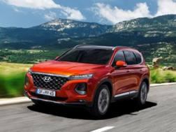 La Hyundai Santa Fe