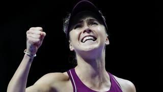 Elina Svitolina, numero 7 del mondo. Getty