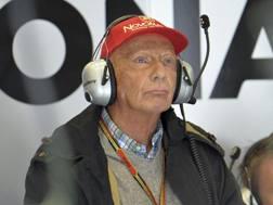 Niki Lauda, 69 anni, era stato sottoposto al trapianto di un polmone il 2 agosto