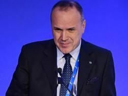 Mauro Balata, 55 anni, presidente della Lega B. Ansa