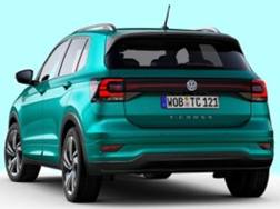 La nuova Volkswagen T-Cross