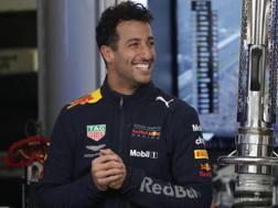 Daniel Ricciardo. Epa