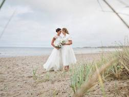 Il giorno del matrimonio tra Walkenhorst e Kleefisch