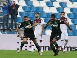 Il gol di Marlon. ANSA